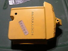 NOS MCCULLOCH CHAINSAW mini mac 30,fuel & oil tank cover #88591 VINTAGE CHAINSAW