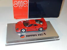 1/43 AMR Ferrari F40  1990 factory built - made in france -   no m111 bosica