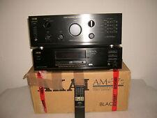 AKAI AM-37 und CD-37 Stereoanlage Verstärker und CD Player mit Fernbedienung