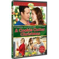 A Cookie Cutter Christmas Region 1 DVD New Hallmark