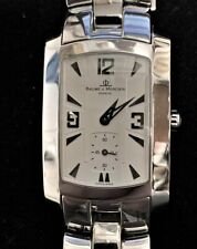 Baume & Mercier Hampton Women's Quartz Watch Stainless Steel 65310