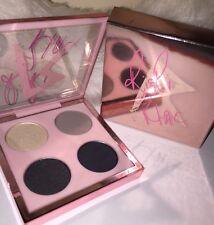 RIRI HEARTS MAC ~ 4 Eyeshadow Quad Palette~ SMOKED COCOA ~ BOXED ~Rihanna Fall