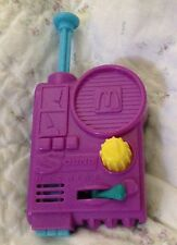 Makin' Movies Sound Effects Machine McDonald's Happy Meal toy cake topper 1993