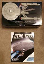 Eaglemoss Star Trek - XL Edition - USS Enterprise NCC-1701 (RARE XL Discoprise)