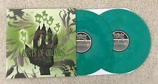 AGENTS OF OBLIVION LP - FIRST PRESS - GREEN COLOR VINYL - Acid Bath - Dax Riggs