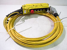 Duct-O-Wire L Series B300 Csa Type 4 Switch Station 14' Cable W/Connector *Xlnt*