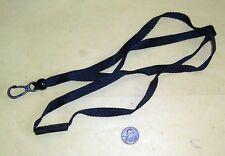 Black Lanyard/Necklace Neck Strap Key Chain Holder