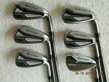 WOMENS Taylormade Speedblade Iron Set 6-PW & SW RIGHT HANDED GRAPHITE Ladies 45g