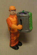 Vintage 80s The Real Ghostbusters TRG TERROR TRASH GHOST Action Figur 1988