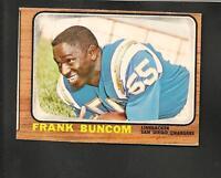 2455* 1966 Topps # 120 Frank Buncom Ex-Mt