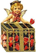 30 Custom Cupid Postman Personalized Address Labels