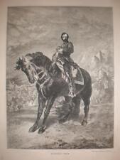 Mariscal Juan Prim 1st Marqués de los Castillejos 1871
