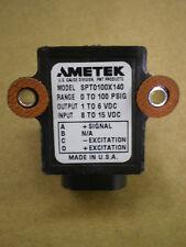 Ametek Sensors For Sale Ebay