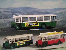 1/50  Solido (France) Renault TN6C bus