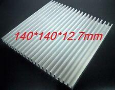 140x140x12.7mm Heatsink, Aluminum Heat-Sink, Heat Sink for LED, Power Transistor
