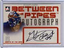 GLENN CHICO RESCH 06/07 ITG BTP Auto Autograph Greats Game #A-CR Signed