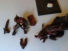 warhammer fantasy chaos mounted warlord