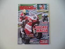 MOTOSPRINT 25/2007 DUCATI DESMOSEDICI/PEUGEOT SATELIS 400/500/CROSS GP BULGARIA
