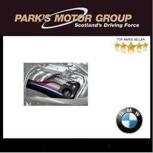 Genuine BMW M3 & M4 Carbon Fibre Engine Cover PN: 11122413815
