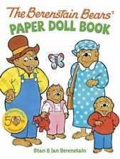 The Berenstain Bears' Paper Doll Book (Paperback or Softback)