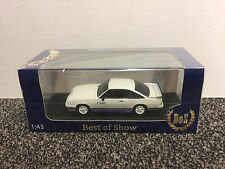 Opel Manta B i200 1985 White 1:43 Best of Show (BoS)