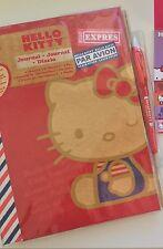 Hello Kitty Travel Journal NWT