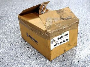 NEW RALSTON N12-161208 OIL AND DUST TIGHT SINGLE DOOR ENCLOSURE