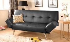 Contemporary Chrome Living Room Sofas