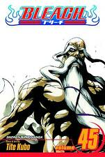 BLEACH VOLUME 45 MANGA VIZ MEDIA LLC 2012