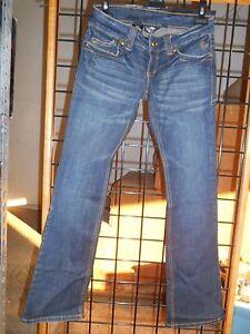 NOS Harley Davidson Womens Low Rise Bootcut Stretch Jean Denim Pants 99115-10VW