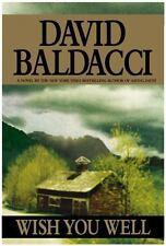 Wish You Well by David Baldacci (2000, Hardcover)