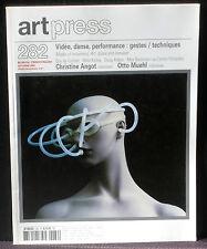 Art press 282 : Beckmann Guy de Cointet Mike Kelley Aitken Angot Otto Muehl NM -