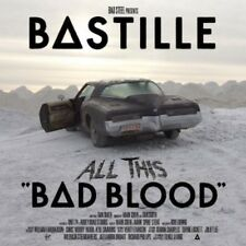 All This Bad Blood - 2 DISC SET - Bastille (2014, CD NUOVO)