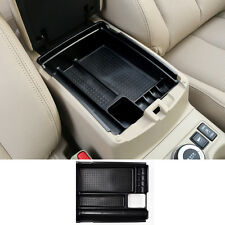 Xukey Fit For Nissan Rogue T32 2014-2019 Armrest Center Console Storage Box Bin