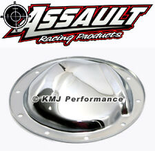 """GM Chevy 10 Bolt Chrome Differential Cover Camaro Chevelle Truck 8.2"""" Ring Gear"""