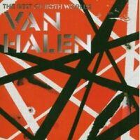VAN HALEN - BEST OF BOTH WORLDS,THE 2 CD HARD ROCK NEW