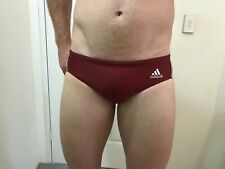 Mens Adidas Speedo Swimwear Swim Brief Size 32