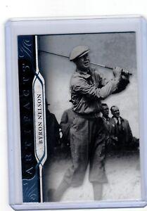 2021 UPPER DECK ARTIFACTS BYRON NELSON BASE CARD #45 PGA TOUR RARE!!!