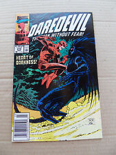 Daredevil 278 . Marvel 1990 . VF - minus