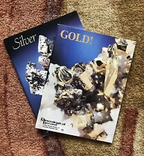 Gold & Silver Special Issues of the Min Record (two issues!) - Very Good!