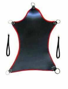 5 POINTS REAL LEATHER SEX SWING SLING HAMMOCK FOR SEX SWING FOR ADULT FUN