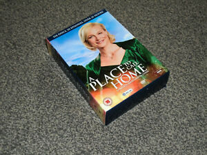 A PLACE TO CALL HOME : COMPLETE SERIES 1 - 3 DVD BOXSET - IN VGC (FREE UK P&P)
