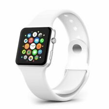 Apple Watch Series 1 42mm A1803 -Silver-Excellent