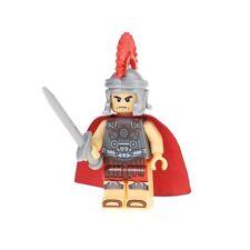 Mini figurine personnage Centurion romain + Arme style Lego Neuf envoi gratuit