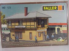 Stellwerk Donaueschingen - Faller HO 1:87 Bausatz 123  #E - gebr.
