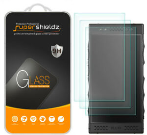 3X Supershieldz Tempered Glass Screen Protector Saver for Red Hydrogen One