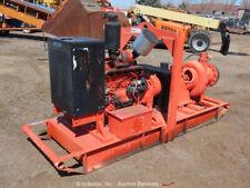 """Godwin Pumps 12"""" Diesel Stationary Dry-Prime Compression Water bidadoo -Repair"""