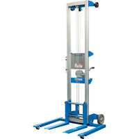 Genie Material Lift w/Straddle Base 10ft1/2inLift- 400lb  Capacity Model#GL8