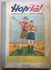 HOP-LA - Reliure Editeur Numéros 79 à 104 - 1939