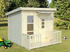 Kinderhaus HARRY Kinderspielhaus Spielanlage Holzhaus Spielhaus Holz